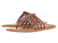 Cobian La Paz Brown Women's Sandals