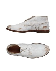 Pantanetti Footwear Lace Up Shoes