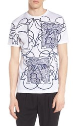 Antony Morato Men's Graphic T Shirt