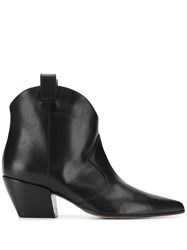 Deimille Pointed Ankle Boots 60