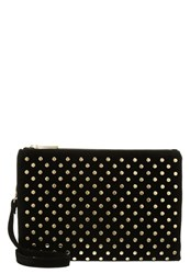 Wallis Clutch Black