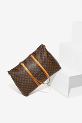 Nasty Gal Vintage Louis Vuitton Flanerie Leather Tote