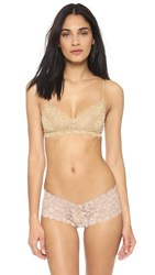 Honeydew Intimates Camellia Bralette Warm Taupe