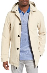 Scotch And Soda Men's Bonded Trench Coat