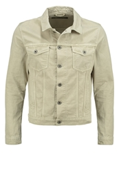 Marc O'polo Denim Jacket White Base Ecru Sand