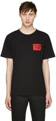 Resort Corps Black Red Hot Rush T Shirt