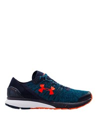 Under Armour Ua Charged Bandit 2 Running Sneakers Peacock Midnight Navy