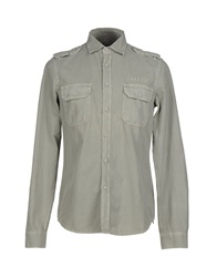 Gas Jeans Gas Shirts Military Green