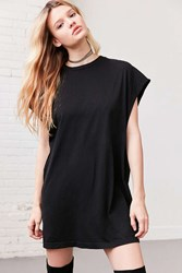 Truly Madly Deeply Muscle Tee Dress Black