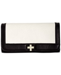 Inc International Concepts Korra Clutch Only At Macy's Black White