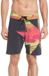 Volcom Men's Big And Tall Magxplotion Board Shorts Elctric Pink