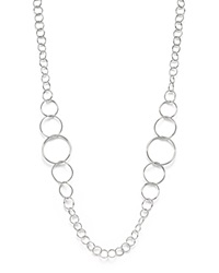 Ippolita Sterling Silver Glamazon Extra Long Link Necklace 47.5