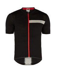 Ashmei Technical Short Sleeved Cycling Jersey Black