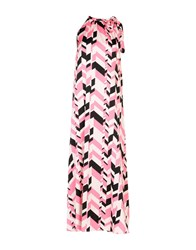 1 One Long Dresses Light Pink