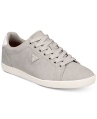 Guess Fusto Low Top Sneakers Shoes Medium Grey
