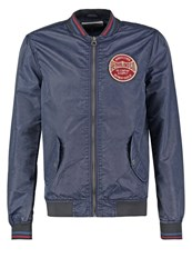 Petrol Industries Summer Jacket Deep Navy Dark Blue