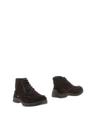 Levi's Red Tab Ankle Boots Dark Brown
