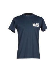 Misericordia T Shirts Dark Blue