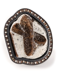 Kelly Wearstler 'Roxbury' Ring Metallic