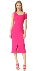 Antonio Berardi Knee Length Dress Cardinale
