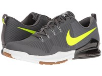 Nike Zoom Train Action Dark Grey Volt Men's Cross Training Shoes Black