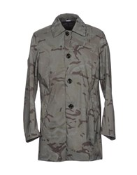 Allegri Overcoats Military Green