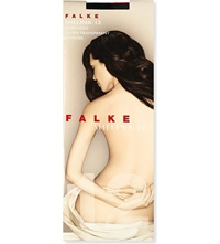 Falke Shelina 12 Denier Knee High Pop Socks 3009 Black