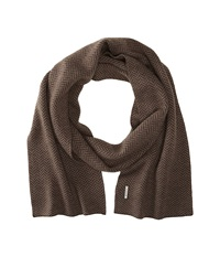 Smartwool Haberdashery Scarf Chocolate Heather Scarves Brown