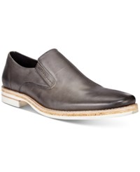 Kenneth Cole New York Men's Pop The Cork Loafers Men's Shoes Grey