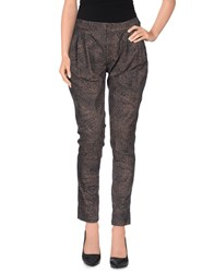 E Go Trousers Casual Trousers Women Slate Blue