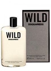 Dsquared2 Wild Hair And Body Wash 200Ml