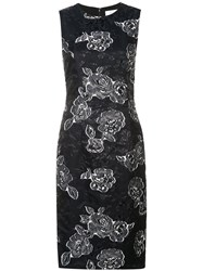 Prabal Gurung Floral Sleeveless Dress Unavailable