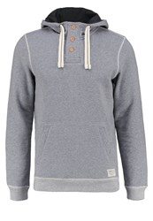 Tom Tailor Denim Sweatshirt Heather Grey Melange Mottled Grey