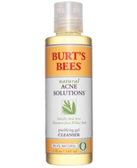 Burt's Bees Acne Purifying Gel Cleanser 5 Fl. Oz.