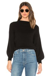 Line And Dot Alder Sweater Black