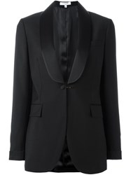 Boglioli Shawl Lapel Jacket Black