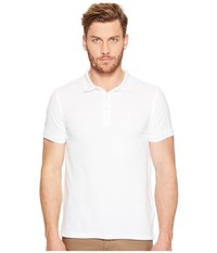 Vilebrequin Terry Polo White Men's Clothing