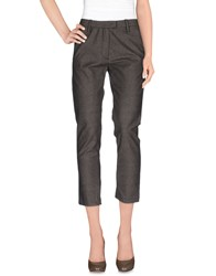 Myths Trousers Casual Trousers Women Khaki