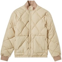 46bd9515f9d6de Nigel Cabourn X Peak Performance Short Down Jacket Neutrals