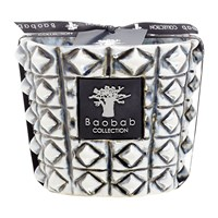 Baobab Ceramica Scented Candle Limited Edition Terra Negra Grey