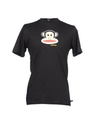 Paul Frank Short Sleeve T Shirts Black
