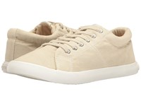 Rocket Dog Campo Vanilla Beach Canvas Women's Lace Up Casual Shoes Beige