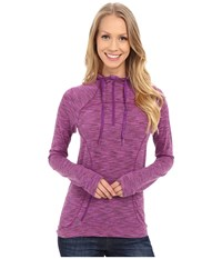 Outdoor Research Flyway Zip Hoody Wisteria Ultraviolet Women's Jacket Purple