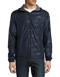 Hawke And Co Lightweight Reversible Jacket Navy
