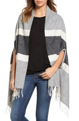 Madewell Women's Stripe Cape Scarf