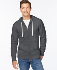 Tommy Hilfiger Big And Tall Plains Drawstring Hoodie