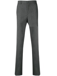 Calvin Klein 205W39nyc Check Trousers Black