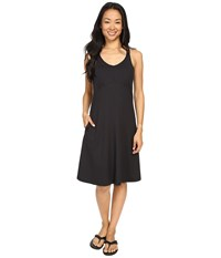 Exofficio Wanderlux Tank Dress Black Women's Dress