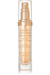 Hampton Sun Bronze Shimmer Cooling Spray Colorless