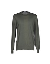Hosio Sweaters Military Green